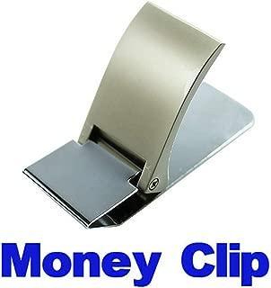 Wallet Slim Sided Money Clips Card Credit Name Holder Wallets SSA 19ING