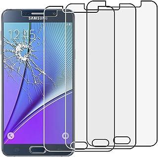 b787e833c86 ebestStar - Compatible [Lote de 3] Cristal Templado Samsung Galaxy Note 5 SM -