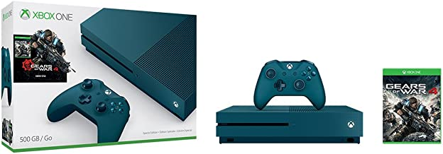Best xbox one s gears of war edition blue Reviews