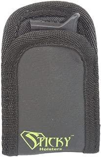 Sticky Holsters Mini Mag Sleeve x1 IWB Holster, Black