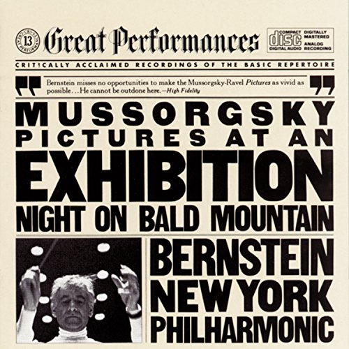 Mussorgsky: Pictures at an Exhibition & Night on Bald Mountain