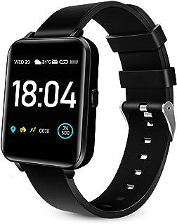 Relojes Inteligentes Mujer, Smartwatch Hombre 1.54