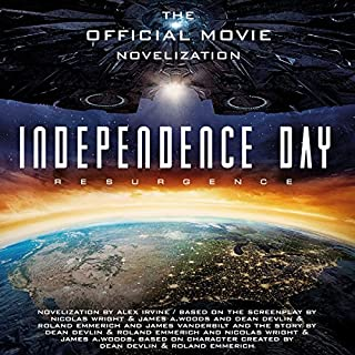 Independence Day: Resurgence cover art