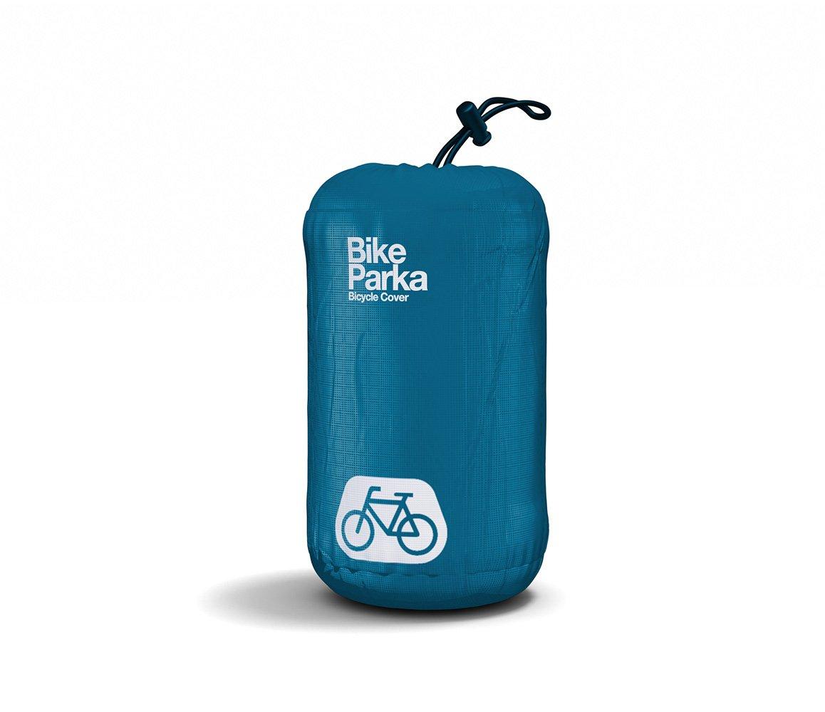 BikeParka STASH Waterproof Bicycle Cover .
