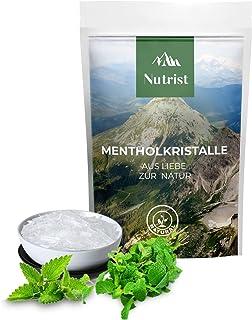 Nutrist® - 100 g mentholkristallen - premium kwaliteit voor de sauna - kristallen van 100% natuurlijk menthol - duurzame v...