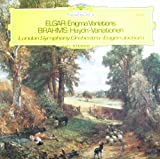 Elgar: Enigma Variations / Brahms: Haydn-Variationen [Vinyl LP] [Schallplatte]