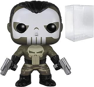 Marvel: Nemesis Punisher #118 (Frank Castle) Funko Pop! Vinyl Figure (Includes Compatible Pop Box Protector Case)