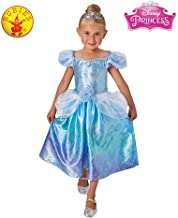 Rubie's - Disney Princess - Cinderella Rainbow Deluxe Costume, Child