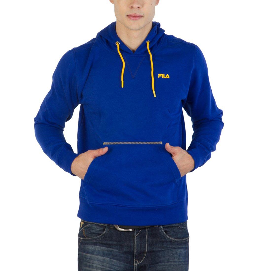 Fila Full Sleeve Solid Men's Sweatshirt Sweatshirts