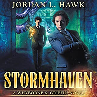 Stormhaven audiobook cover art
