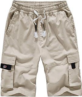 60083225cc APTRO Men's Cargo Shorts Combat Pants Surplus Airborne Half Pant Summer  Cotton Casual Shorts Multi Pocket