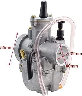 GOOFIT 32mm Carburetor for PWK Yamaha DT100/125/175/250 KTM 65SX Honda CR80 NSR125 ATV Dirt Bike
