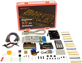 DFROBOT Starter Kit for Arduino with 15 Project Tutorials