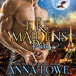Fire Maidens: Paris cover art