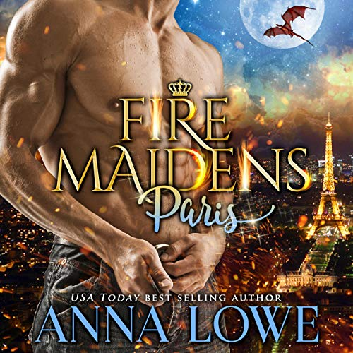 Couverture de Fire Maidens: Paris