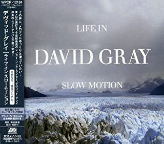 Life in Slow Motion by David Gray (2008-01-13)