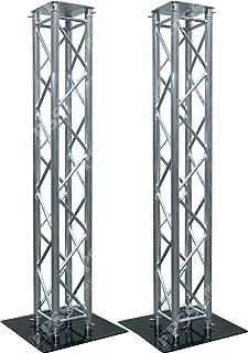 Global Truss Dual 6.56Ft Vertical Totem System