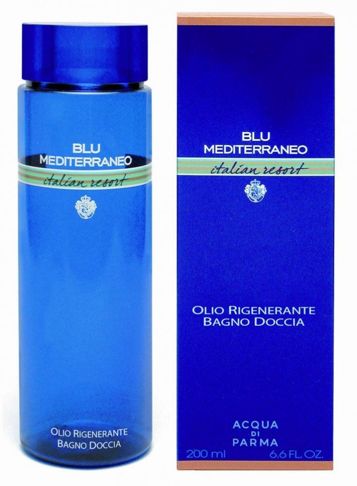 Blu Genuine Free Shipping Mediterraneo Italian Resort Revitalizing Shower Bath 2 OFFicial shop Oil