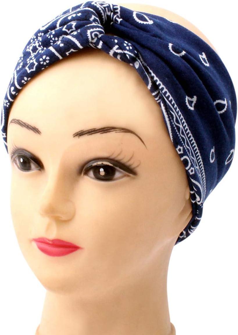 Amazon Com Hot New Women Headbands Fashion Bandana Square Head Scarf Sport Yoga Headwear Hair Accessories Beauty