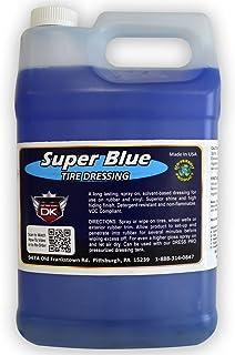Detail King Super Blue - Tire Dressing & Tire Shine - 1 Gallon