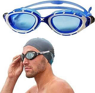 Zoggs Predator Flex 2.0 Swimming Goggles No Leaking Anti Fog UV Protection Triathlon