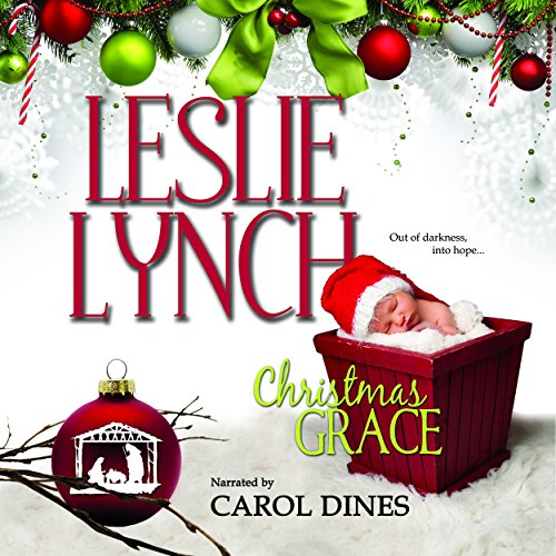 Christmas Grace audiobook cover art