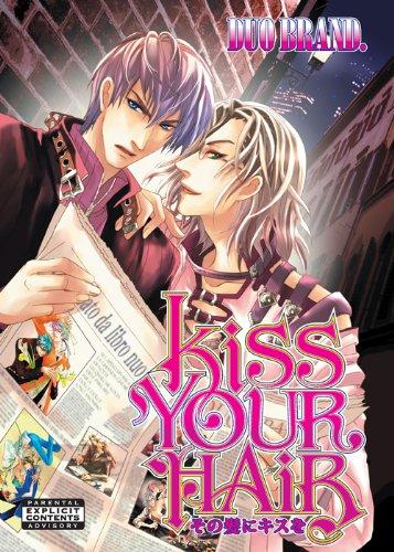 Kiss Your Hair (Yaoi Manga) (English Edition)