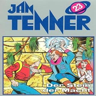 Der Stein der Macht (Jan Tenner Classics 23) Titelbild