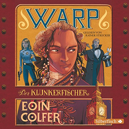 Der Klunkerfischer     WARP 2              By:                                                                                                                                 Eoin Colfer                               Narrated by:                                                                                                                                 Rainer Strecker                      Length: 6 hrs and 6 mins     Not rated yet     Overall 0.0