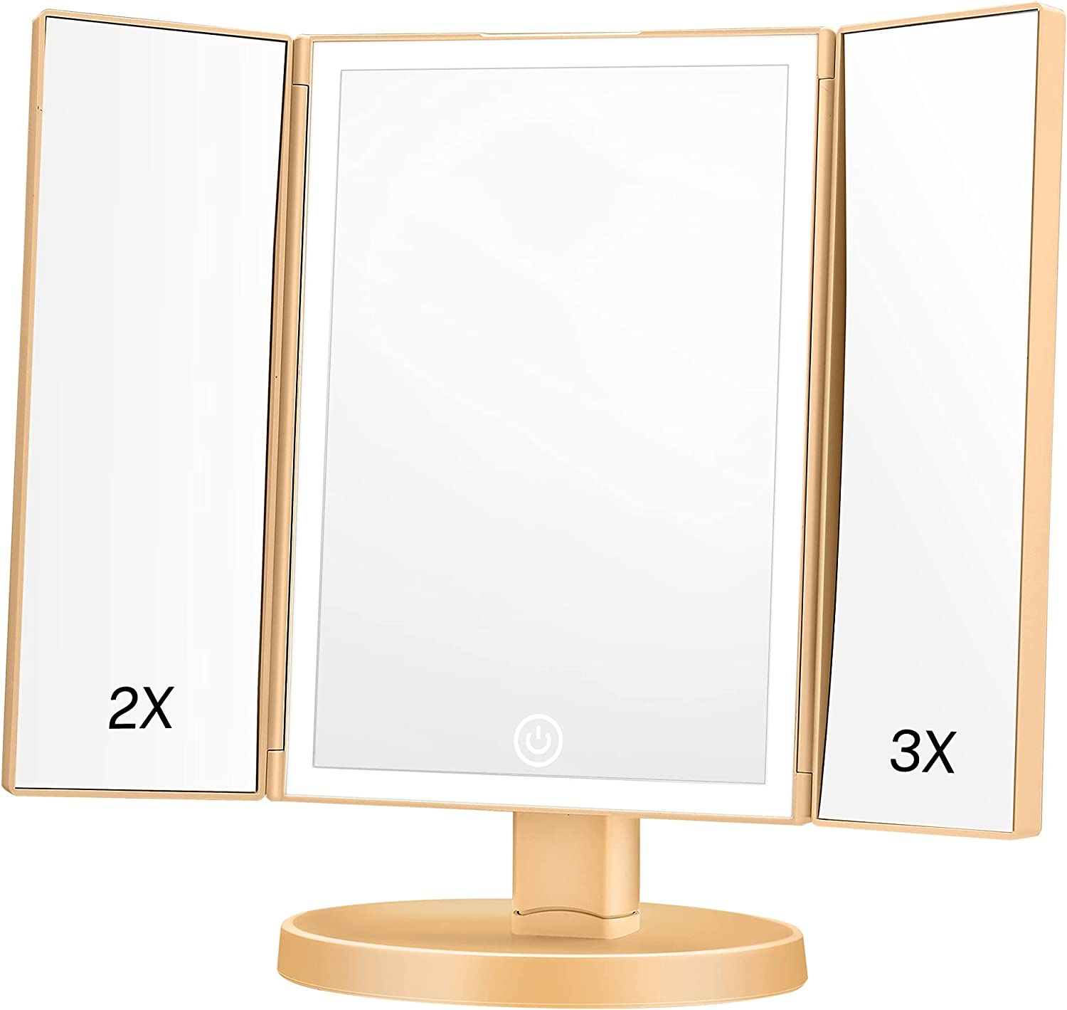 Vanity Mirror with Discount Ranking TOP4 mail order Lights wi Makeup Rechargeable Magicfly