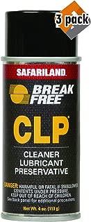 Break-Free CLP-2 Cleaner Lubricant Preservative 4 oz (113.4 gram) Aerosol