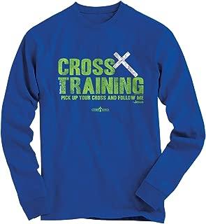 Men's Long Sleeve T-ShirtCross TrainingRoyal