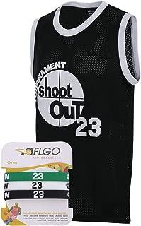 AFLGO Birdie Tournament Shoot Out Birdmen Jersey Black