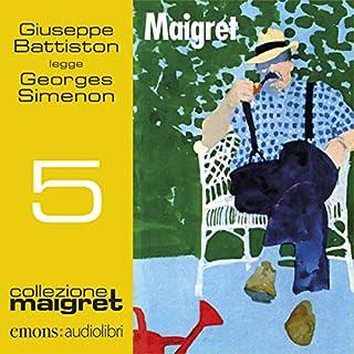 Maigret copertina