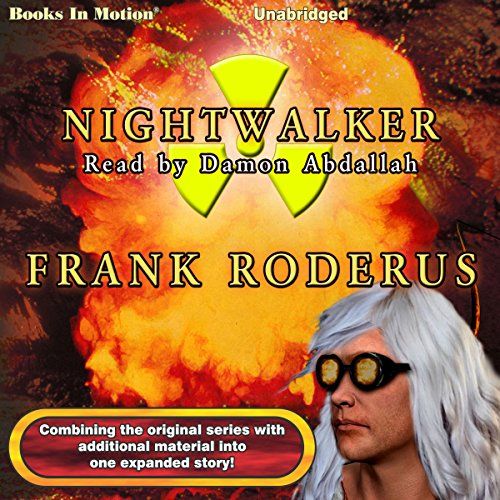 Nightwalker audiobook cover art