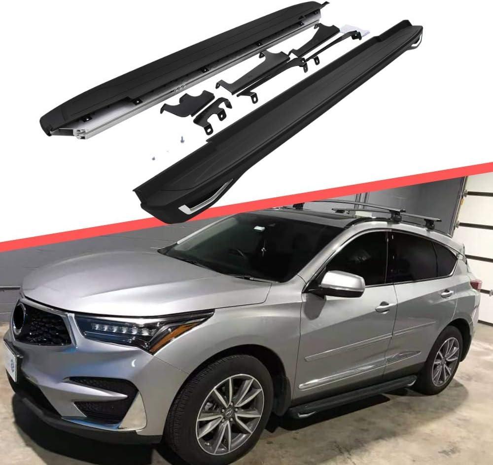 Titopena Side Steps Fit for 新作からSALEアイテム等お得な商品 満載 Acura Running 国内即発送 2019 RDX Boa 2020 2021