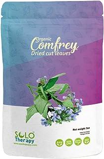 Comfrey Dried Cut Leaves , 3 oz , Symphytum Officinale , Comfrey Leaf Tea 3 oz , Resealable Bag , Product from Bulgaria, P...