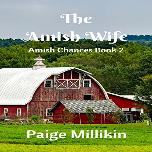 The Amish Wife audiobook cover art
