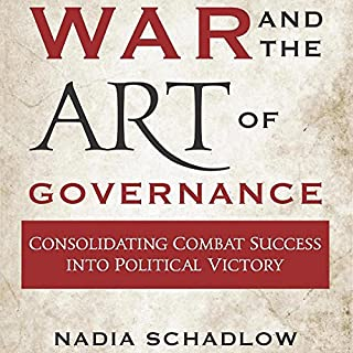 War and the Art of Governance cover art