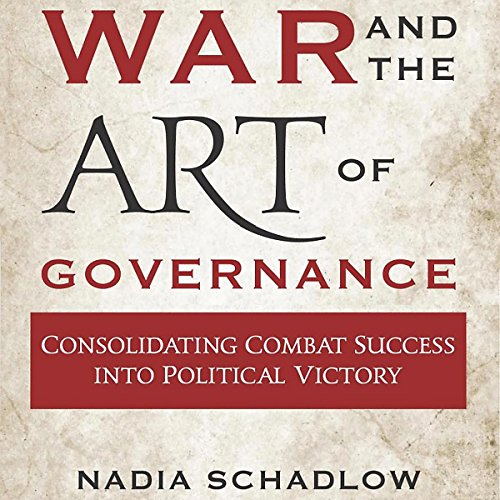 Couverture de War and the Art of Governance