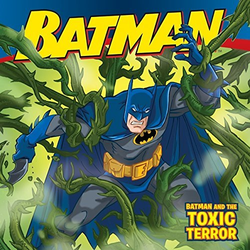 (BATMAN AND THE TOXIC TERROR ) By Huelin, Jodi (Author) Paperback Published on (03, 2011)