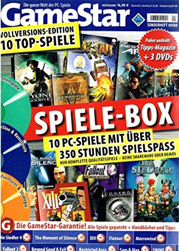 GameStar Spiele-Box