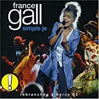 Simple Je-Rebranchee a Bercy by France Gall