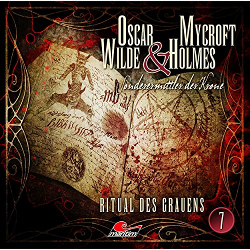Ritual des Grauens audiobook cover art