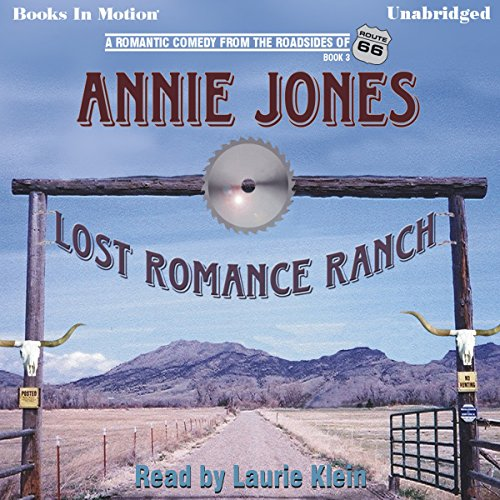 Lost Romance Ranch audiobook cover art