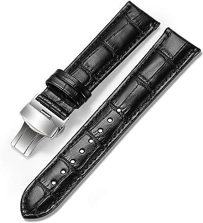 02921b4de2 [イストラップ]iStrap 18mm 19mm 20mm 21mm 22mm24mm 6色選択 本革時計