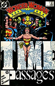 Wonder Woman (1986-) #8