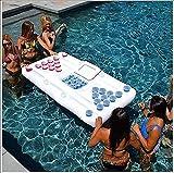 Alfombra inflable de la piscina, cerveza inflable de la cerveza de la piscina, colchones inflables de la piscina de la...