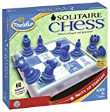 Ravensburger 76325 ThinkFun Solitaire Chess Spiel - Smart Game