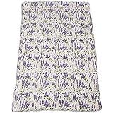 Dormibalance Steppdecke Lavendel, 135 x 200 cm | Bettwaren | Bettdecke | nach Öko-Tex Standard